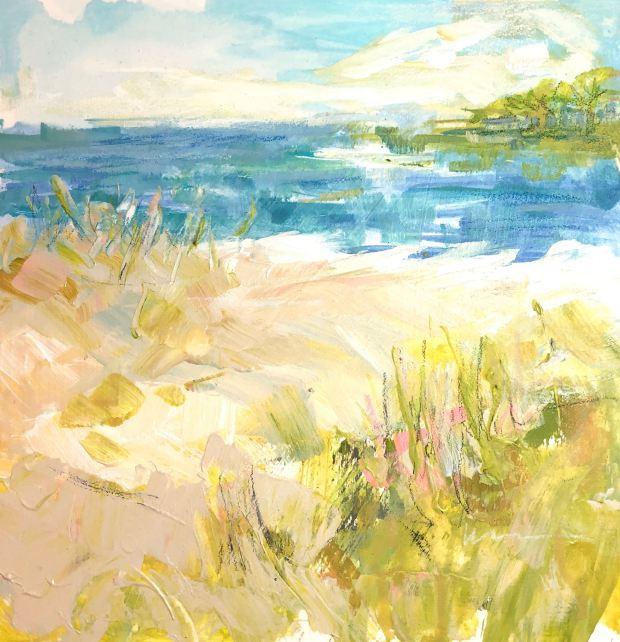 Coastal' © 2018 Pamela Wingard